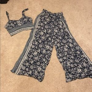 American Eagle two piece set
